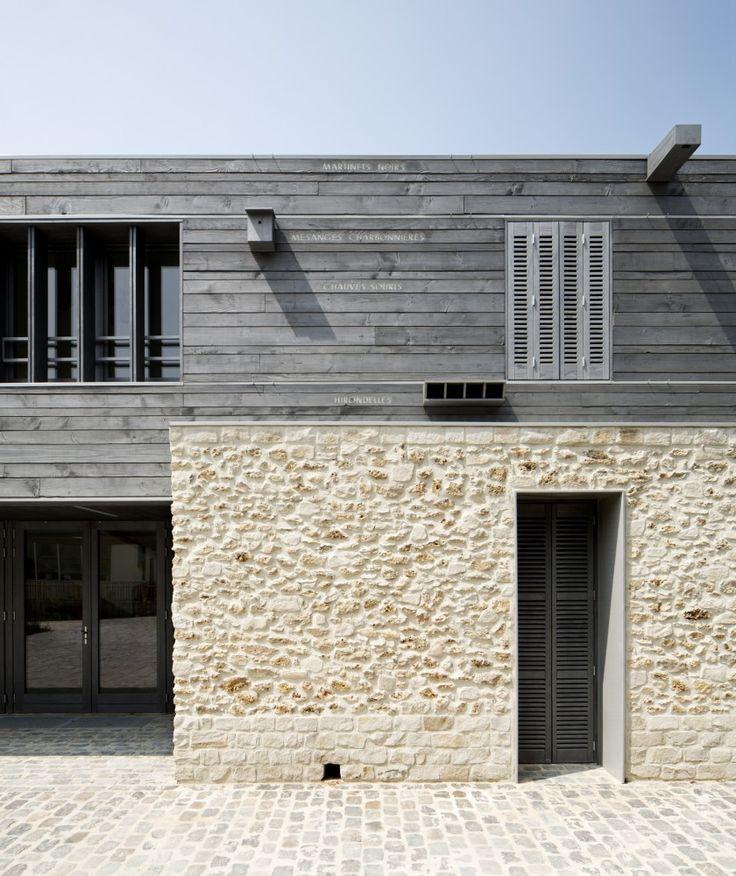 Information Centre for the Parc Naturel Régional Du Gâtinais / JOLY&LOIRET