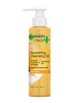 I wanted to share a trick I found using Garnier Nourishing Cleansing Oil. BUT I tried it as a shaving oil on my legs and it works like MAGIC. After exfoliating, wipe most of the water off your leg and apply 2-4 pumps. Massage for about 30 seconds & shave wetting&rinsing only your razor. Don't rinse when done! Just blot dry with a towel to dry and it holds in a ton of moisture, gives you an incredibly close shave that last for days and feels/smells amazing. AND it's cheap! Please share!