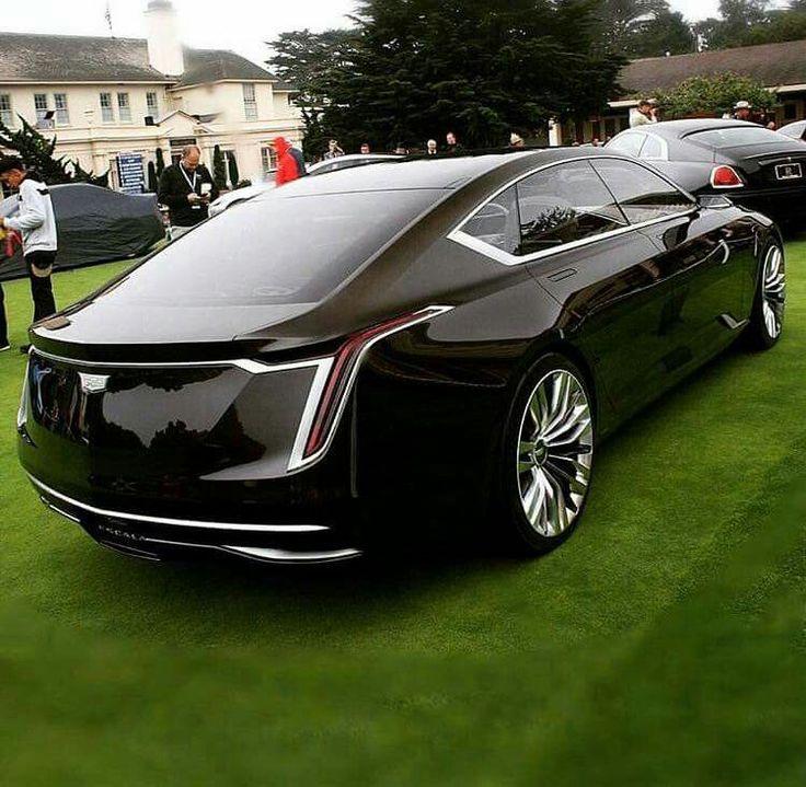 Cadillac Escala Concept http://amzn.to/2rRdYLu