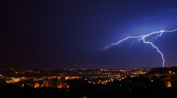 Take perfect photos of lightning by building an Arduino lightning trigger for your camera.