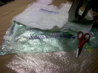 Recycled Plastic Fabric - Dallas Makerspace