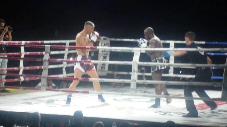 Cordoba vs. Melvin Manhoef 25 July