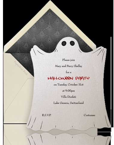 Best Halloween Party Email Invitations Images On