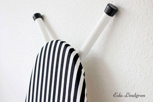 DIY Tutorial: Bügelbrettbezug nähen