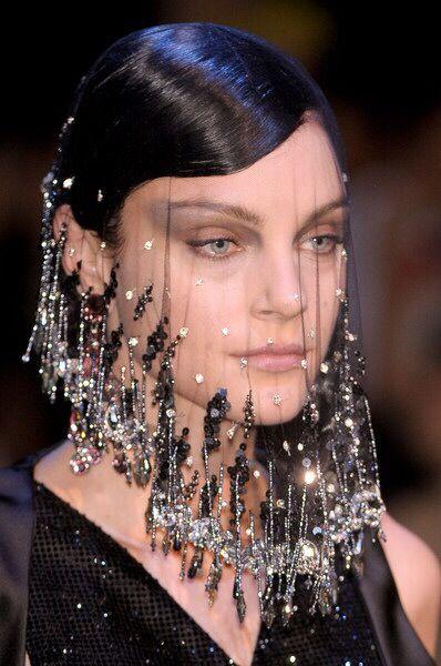 Armani Privé Couture fall 2012