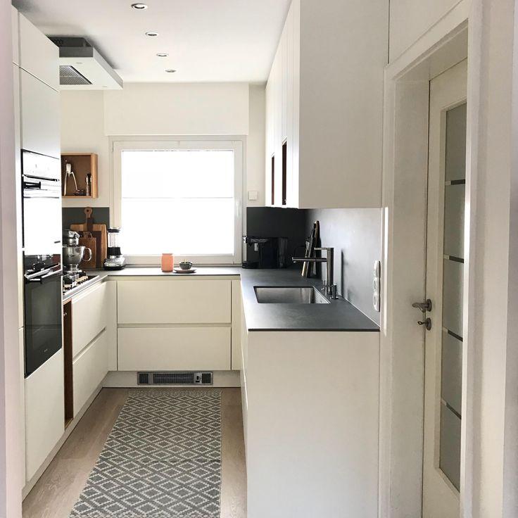 Unsere Küche: klein aber fein #kleineküche