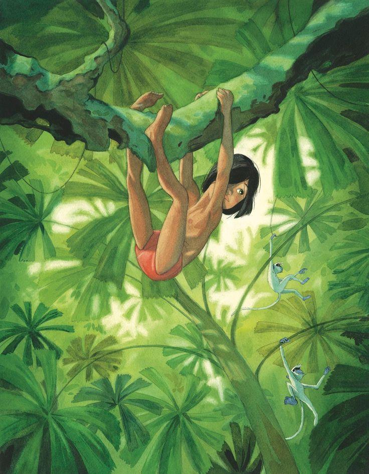 Quentin Gréban - The Jungle Book