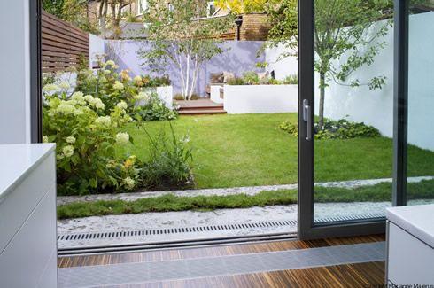 London Garden Designer family garden
