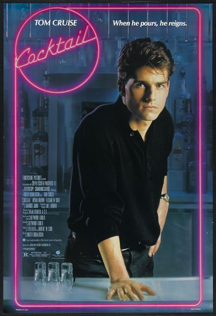 miami nightmare: 80s movie poster fonts