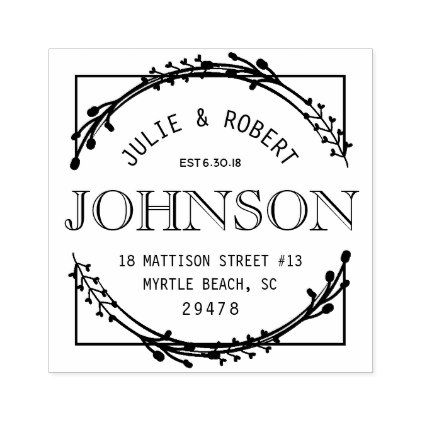 Best 25+ Return address stamps ideas on Pinterest Return address - sample address label