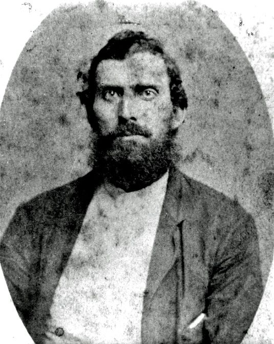 """Newton Knight of Laurel,  Missippi - Read or see movie on """"The Free State of Jones"""""""
