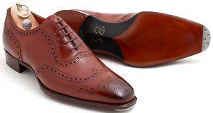 Alfred Sargent AS Handgrade Henry Shoes.
