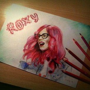 #violetta3 Roxy!! @TiniStoesel<3<3