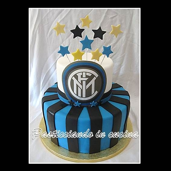 Torta Inter Inter Cake