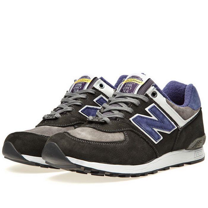 Venda New Balance M576TGY Earl Grey Tea Pacote Made In England sapatos para  homens loja -