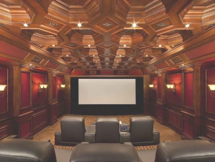 Home Theater Designs From CEDIA 2012 Finalists   H…