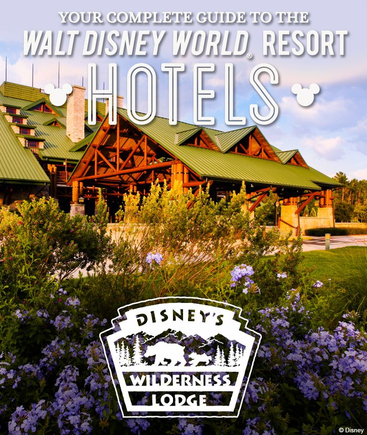 Complete Guide to the Walt Disney World Resort hotels: Disney's Wilderness Lodge