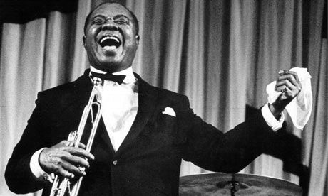 Musician Louis Armstrong features on the Guardian's a history of modern music: jazz playlist today. Photograph: Vaclav Chocola/(C) All Out P...