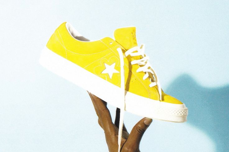 Golf le Fleur x Converse one Stars Další pecka od Tylera, the Creatora