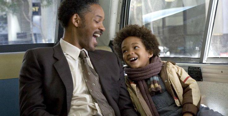 """""""Das Streben nach Glück"""" - Kino-Tipp - Chris (Will Smith) versucht mit allen Mitteln, seine Familie durchzubringen. Als er und sein Sohn obdachlos werden, fasst er einen mutigen Entschluss."""