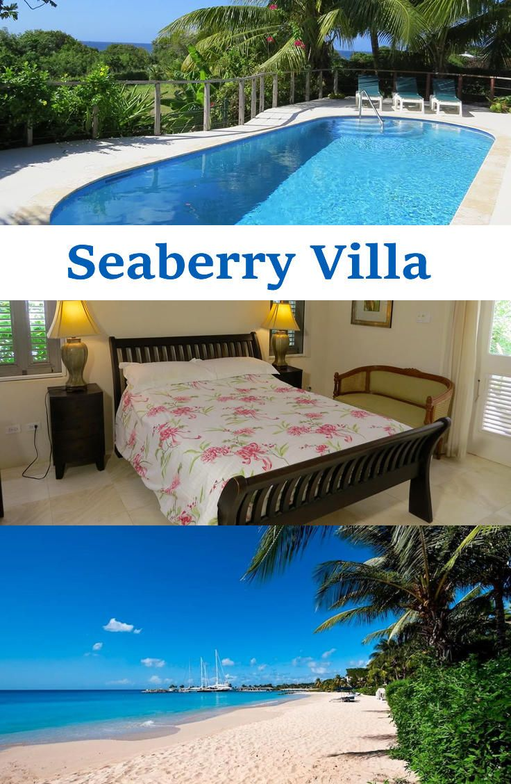 You'll enjoy a relaxing Barbados vacation at this spacious 3-bedroom home, with lovely pool and outdoor spaces, just 2 minutes walk from a tropical beach