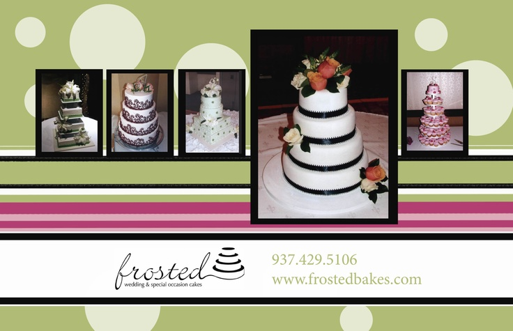 Frosted - Wedding and Special Occasions