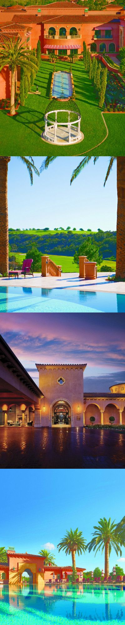 The Grand Del Mar is the best luxury hotel in Southern California