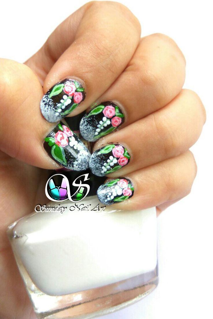 300 best sunday nail art images on pinterest watches and wedding 02791329e988547ef6a84d4fcdeeee0d rosette fatg prinsesfo Choice Image