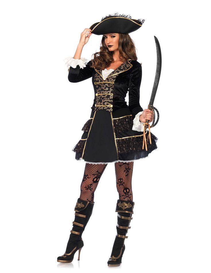 Volver [Two-Shot] 02791607dcfbd66dbab83a62eb77e61f--pirate-costumes-woman-costumes