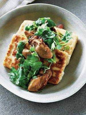 海の幸×ハーブで見事な味のマッチング|『ELLE a table』はおしゃれで簡単なレシピが満載!