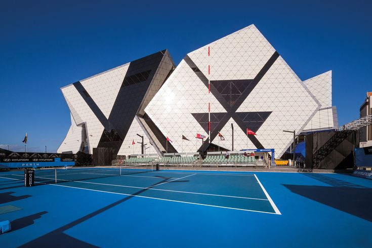Gallery of Perth Arena / ARM Architecture + CCN - 5