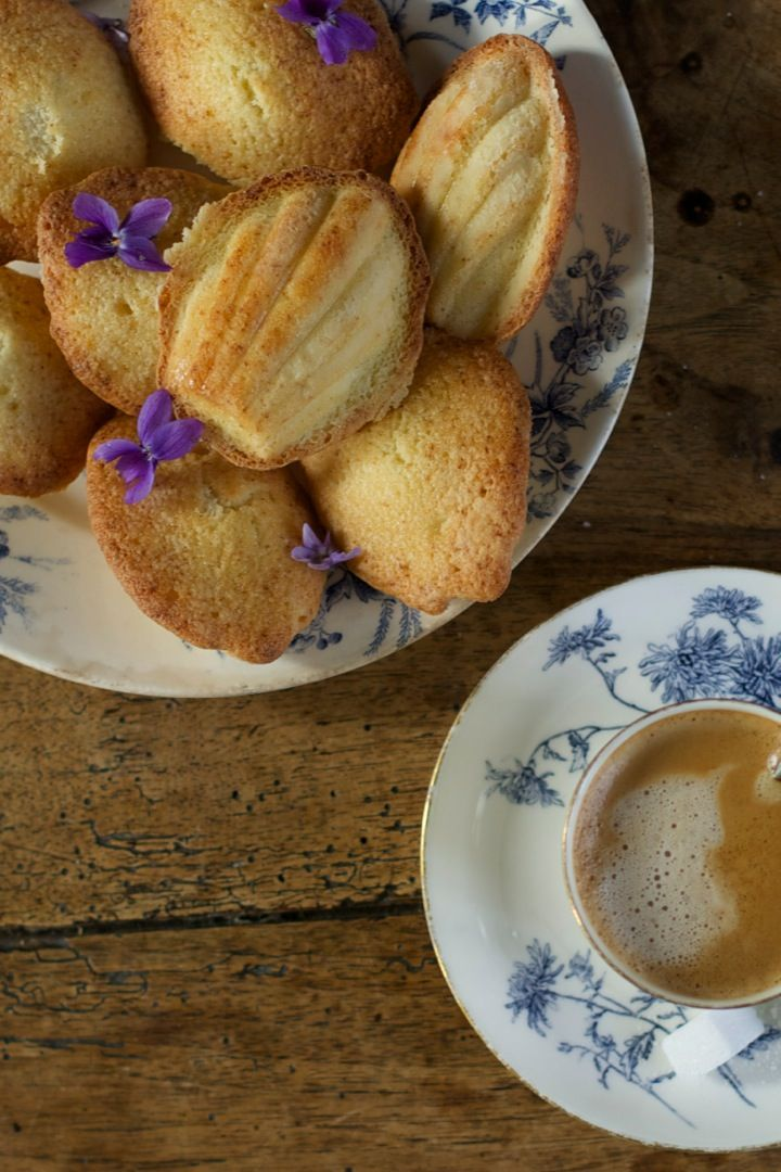 Madeleines, Bordeaux Wine Tours, France, Food and Lifestyle photography