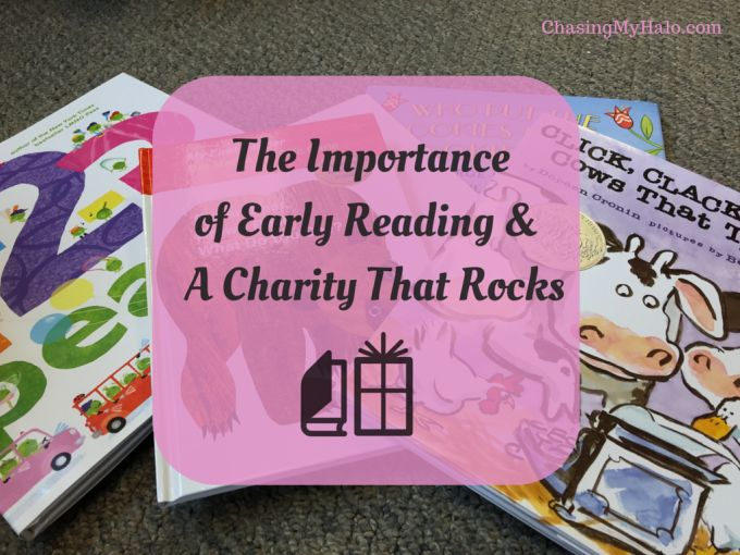 The Importanceof Early Reading &Charity