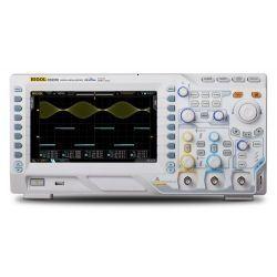 Aparatul Rigol DS2072 face parte din categoria de Osciloscoape digitale. Rigol DS2072 este un osciloscop digital cu 2 canale 70MHz. Puteti achizitiona acest osciloscop de pe site: www.ronexprim.com