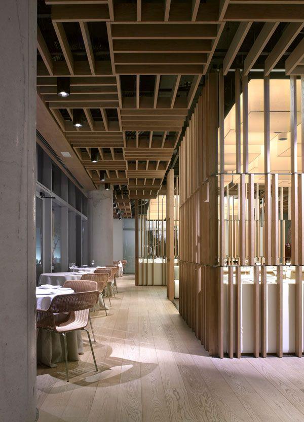 Restaurante Bravo24 de Isabel López Vilalta, en el Hotel W de Barcelona. | diariodesign.com
