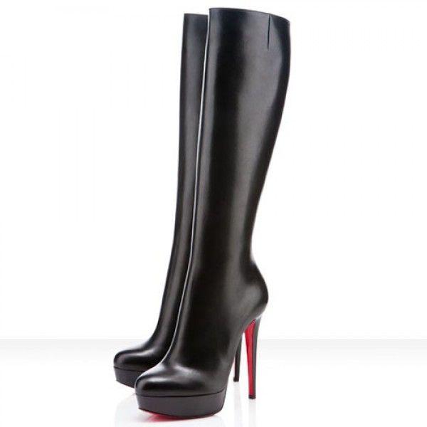 Babel Plattform Knie Stiefel Schokolade Online-Verkauf sparen Sie bis zu 70% Rabatt, einfach einkaufen und versandkostenfrei.#shoes #womenstyle #heels #womenheels #womenshoes  #fashionheels #redheels #louboutin #louboutinheels #christanlouboutinshoes #louboutinworld