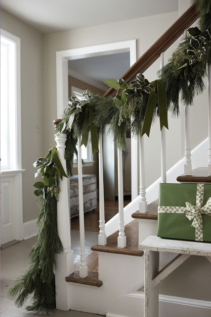 christmas garland ideas 17 best images about garland swags and banners 29966