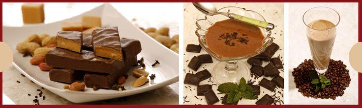 Csokis desszert