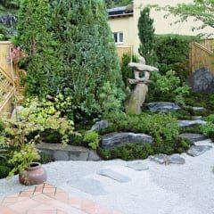 Die besten 25+ Kleiner japanischer Garten Ideen auf Pinterest ...