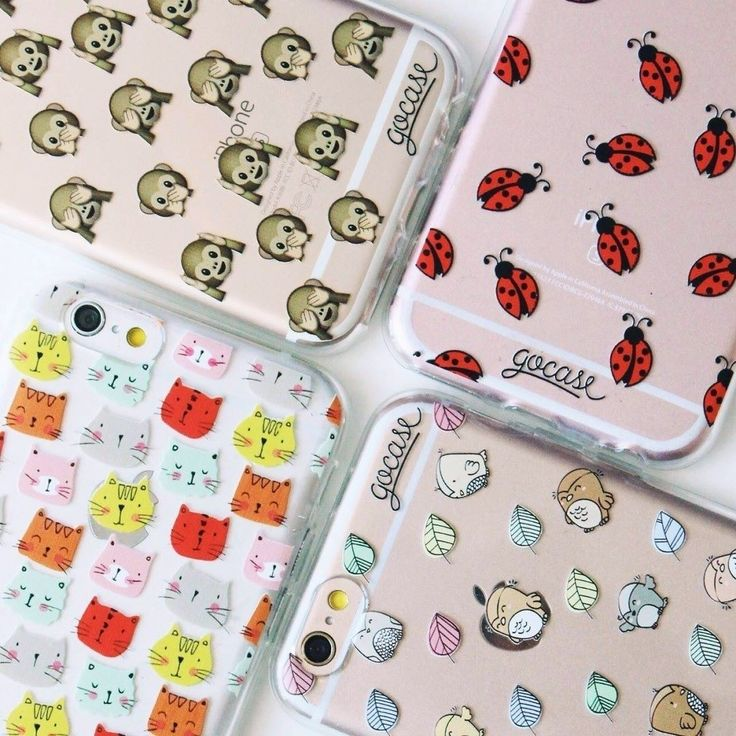 These little creatures will make your phone so cool!  Tap the link in the bio and see much more #iphone #phonecase #samsung. Phone case by Gocase www.shop-gocase.com