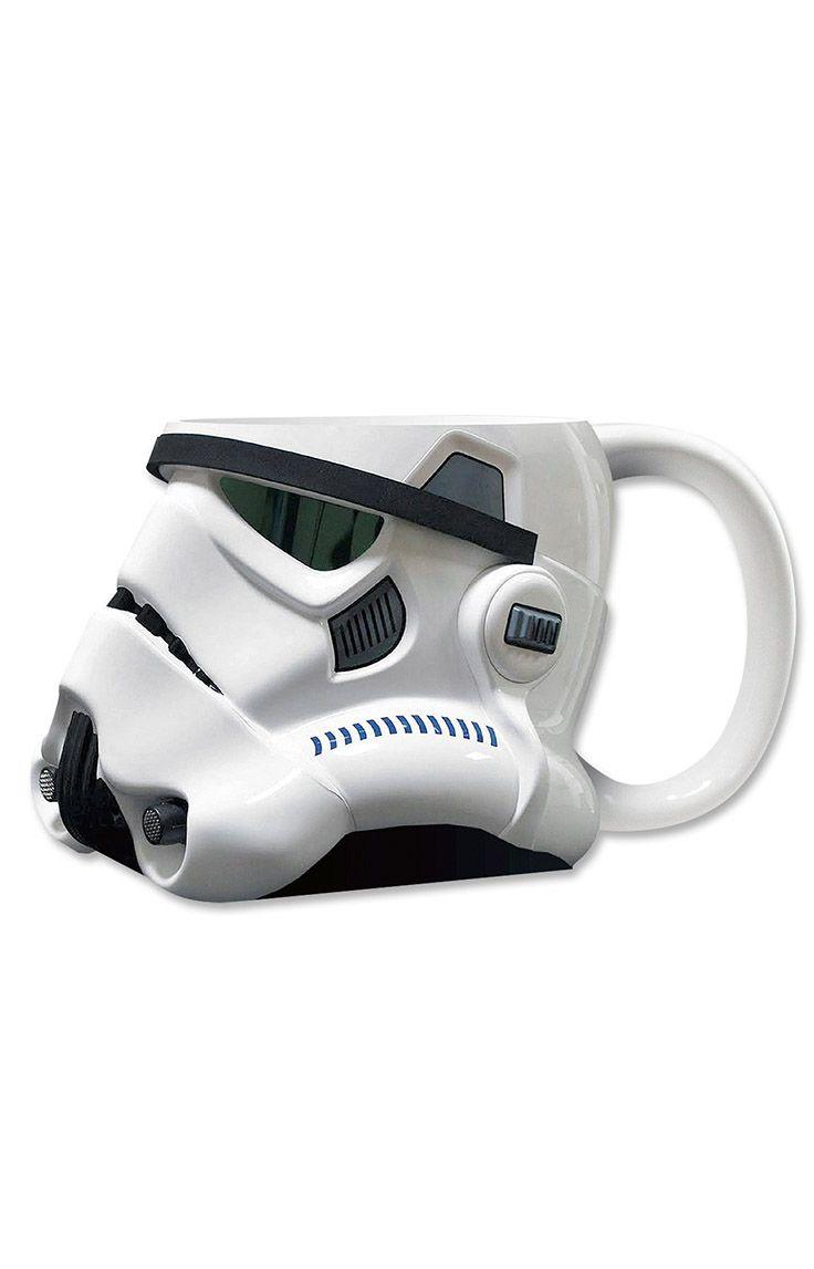 Taza Star Wars con forma de casco Stormtrooper! #regalos #tazas #gifts