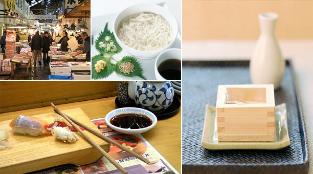 Top Five Best Restaurants in Tokyo: From sushi to soba, world-class places to eat abound in Japan's capital