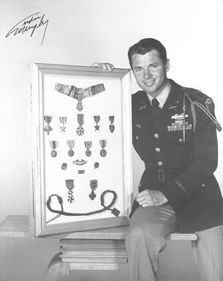 Audie Murphy---Most-Decorated Soldier of WWII