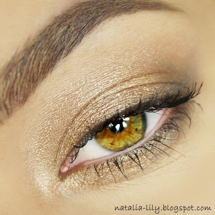 natalia-lily: Beauty Blog: Makijaż: Letni rozświetlający makijaż kosmetykami Pierre Rene i Miyo