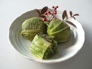 雪あたり青菜漬け 山形の冬のおいしい漬物