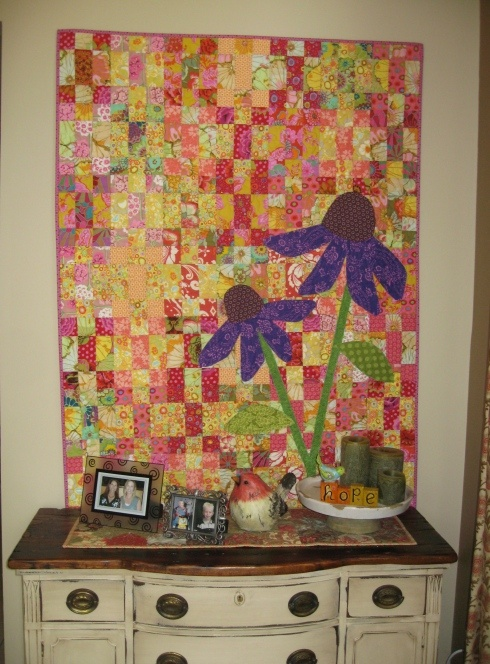 coneflower: Quilts Inspiration