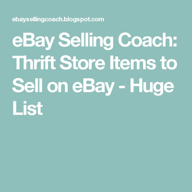coach factory outlet stores locations o0hm  eBay Selling Coach: Thrift Store Items to Sell on eBay