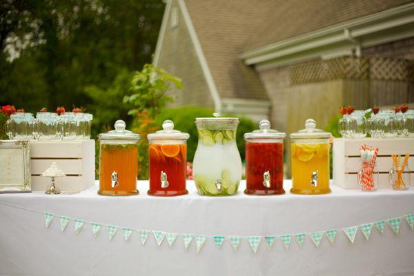 An Elegant Garden Dinner Party - Celebrations at Home