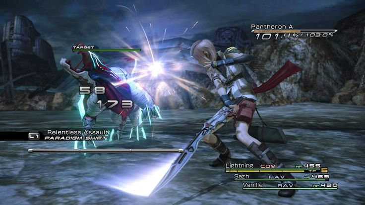 Final Fantasy XIII PC Game