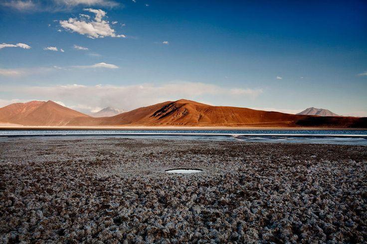 Atacama, Chile: Carcote Salt Lake- Tomas Munita